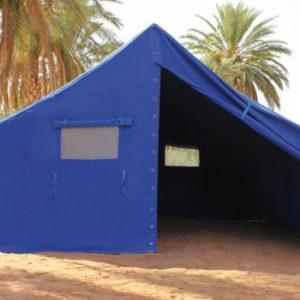 Tente Protection Civile